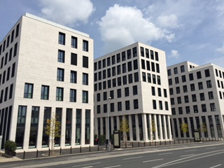Neue Büroräume - Umzug ins Novum Business-Center