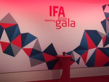 IFA Gala Berlin 2016
