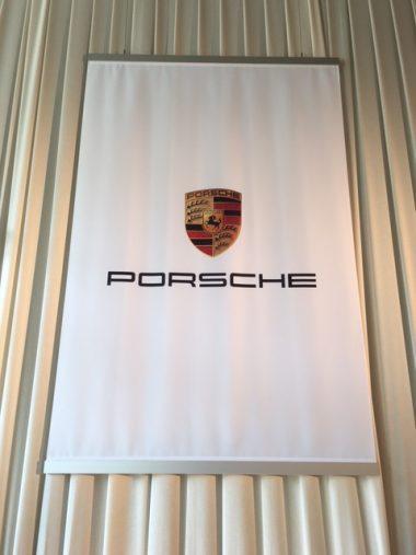 Gourmet- Treffpunkt Porsche