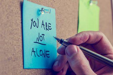 Ich bin kein Heiliger, oder gar ein Samariter
